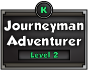 Journeyman Adventurer